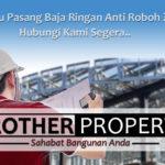 Jasa Pasang Baja RIngan Lampung