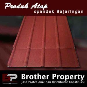 Harga Atap Spandek Pasir Lampung
