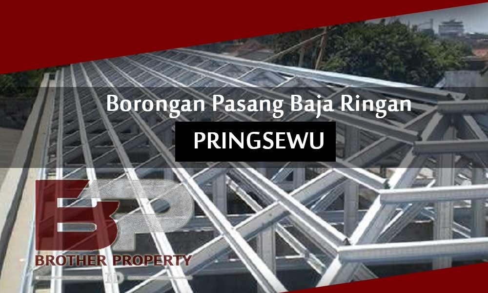 Harga Borongan Baja Ringan Pringsewu